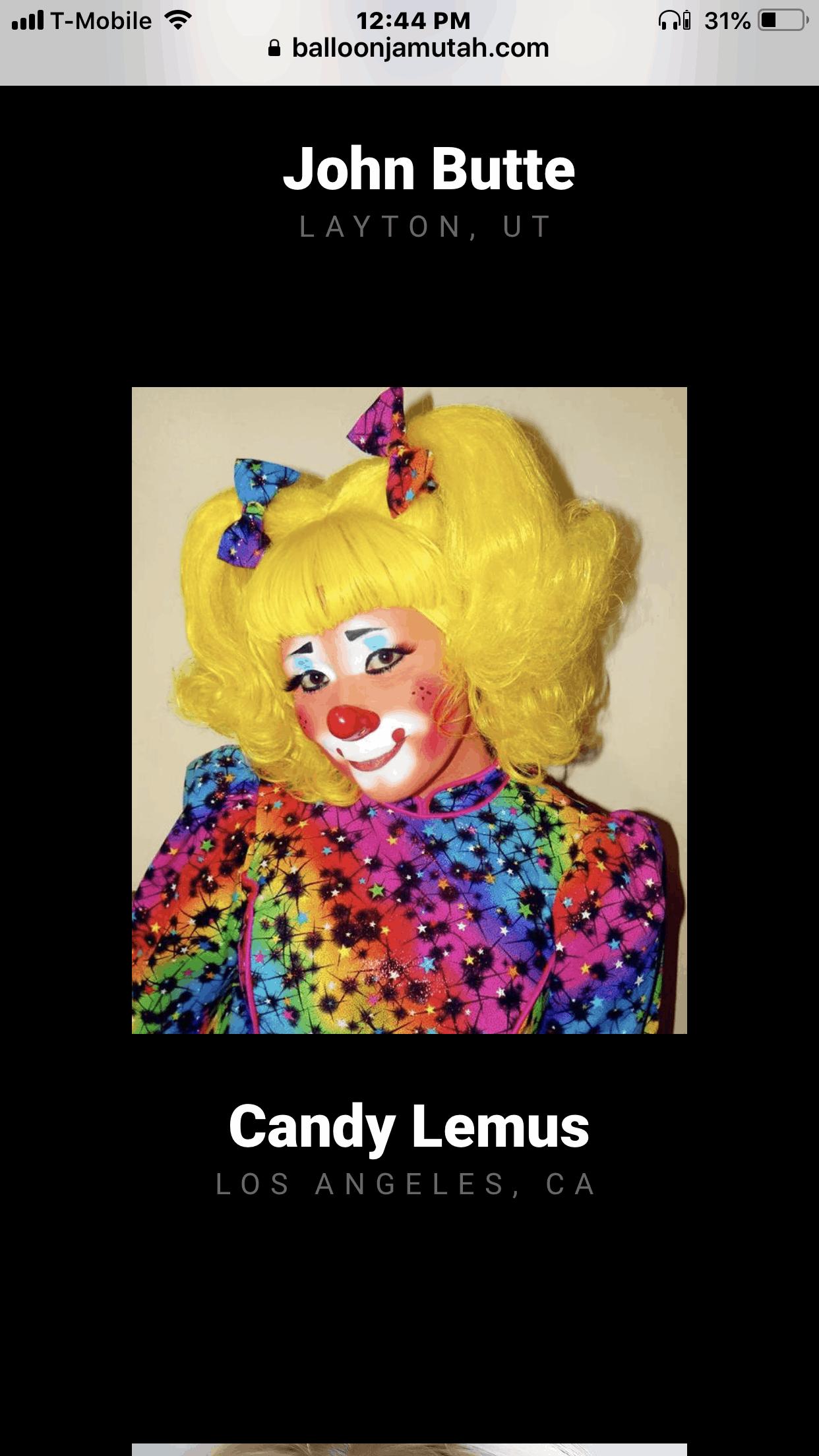 Sponsor: Candy Lemus